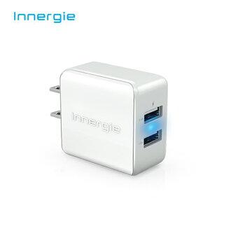 Innergie PowerJoy Plus 17 17瓦雙USB快速充電器 【葳豐數位商城】