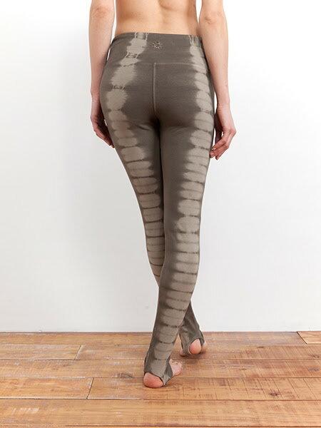 【Bali】有機棉波紋踩腳褲 3