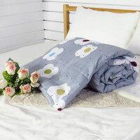 夏日寢具 | 涼感枕頭/涼蓆/涼被/涼墊到日系印花 四季涼被單件-新生活 / 哇哇購
