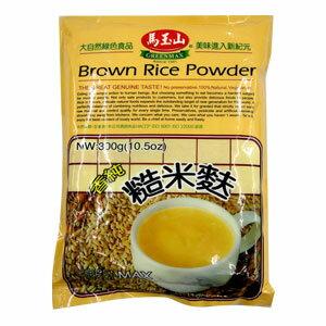 馬玉山 香純 糙米麩 300g/包