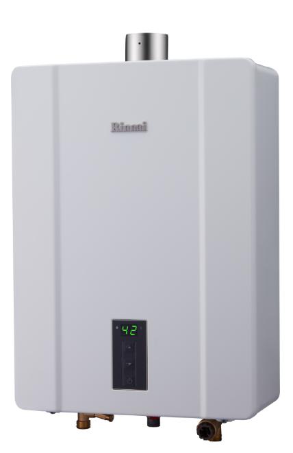 限量大促銷~【品僑企業行】林內 RUA-C1600WF屋內型數位恆溫強排16公升熱水器-高屏地區安裝可免運(偏遠地區除外)