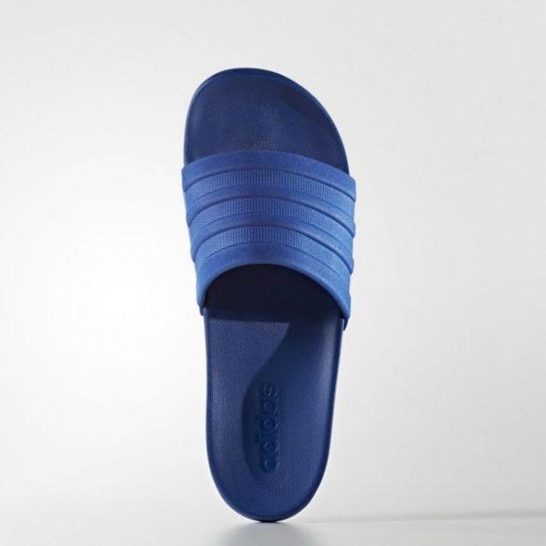 Adidas ADILETTE CF+ MO 男鞋 女鞋 拖鞋 防水 軟底 藍 【運動世界】S82139【SS感恩加碼 | 單筆滿1000元結帳輸入序號『SSthanks100』現折100元】