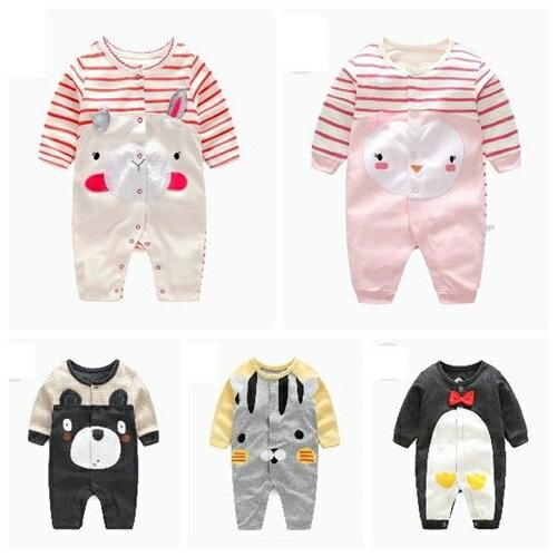 長袖兔裝寶寶連身衣兔裝童裝CAR4446好娃娃