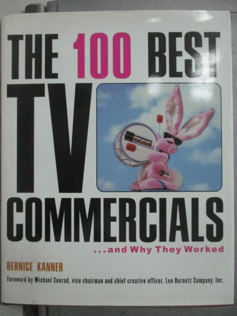 ~書寶 書T4/行銷_ZHV~The 100 Best TV Commercials: .