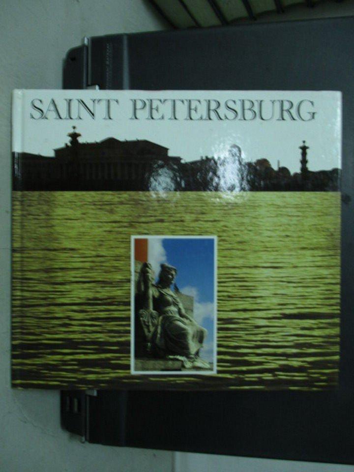 【書寶二手書T5/旅遊_QXC】Saint petersburg