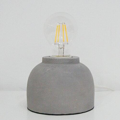 DeLife 純粹原型水泥燈- 附LED愛迪生燈泡 2