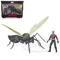 漫威英雄Marvel 周邊商品推薦【Playwoods】[蟻人Antman]3.75吋收藏人物:蟻人+螞蟻(MARVEL/復仇者聯盟/電影版/蟻人/Ant-man/)