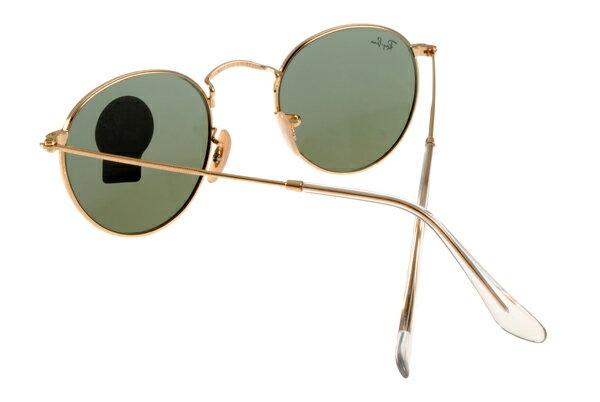 Ray Ban 雷朋 金邊綠鏡色 太陽眼鏡 RB3447 6