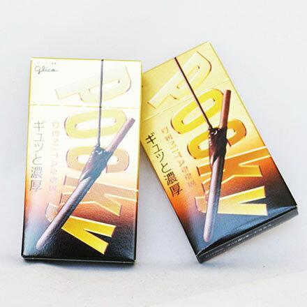 【敵富朗超巿】Glico固力果 濃厚巧克力餅乾棒 (40g) - 限時優惠好康折扣