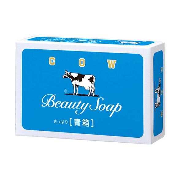 *任選2件75折*日本牛乳石鹼香皂藍盒《康是美》