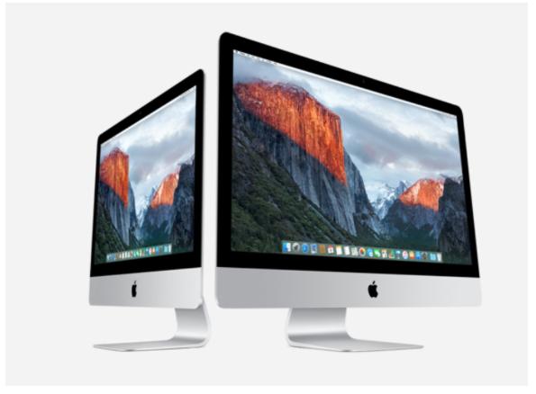 2016 客製 16G iMac 27吋 Retina 5K 3.2 客製16G 1TB FD/M390