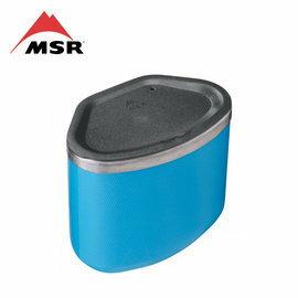 【【蘋果戶外】】MSR06000370ml灰不鏽鋼隔熱馬克杯