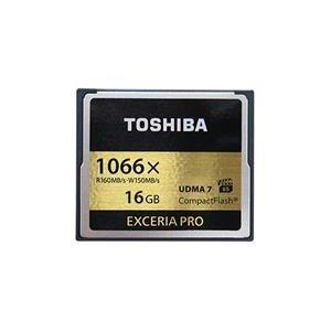 *╯新風尚潮流╭* TOSHIBA CF記憶卡 16G 16GB 1066X 寫150 THN-C501G0160A6
