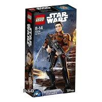 星際大戰 LEGO樂高積木推薦到樂高LEGO 75535 STAR WARS 星際大戰系列 - Han Solo就在東喬精品百貨商城推薦星際大戰 LEGO樂高積木
