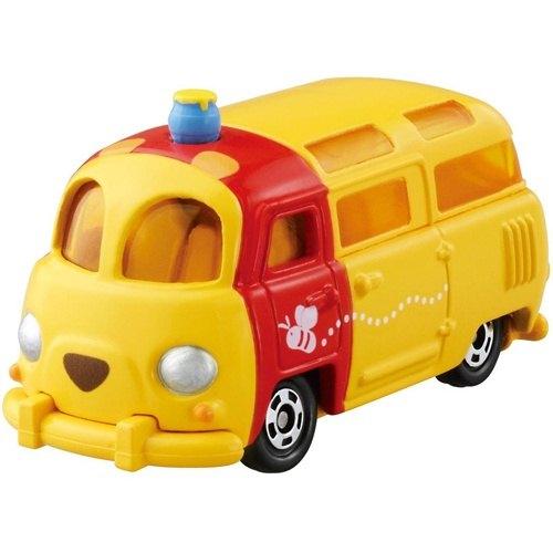 《TOMICA》夢幻小汽車 DM-18 小熊維尼麵包車
