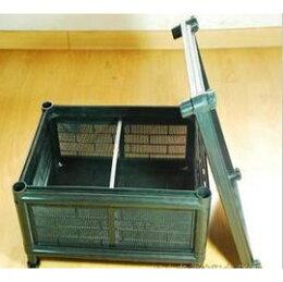 蚯蚓養殖 有機肥發酵箱 廚余堆肥