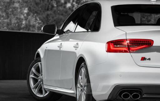 AUDI S4 S6 貼標 車身貼 立體貼 A3 A4 A5 A6 A7 A8 Q5 S5