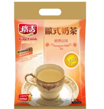 《廣吉》經典-歐式奶茶(17g x 22包)