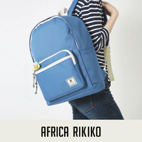 【獨家商品】後背包韓國RIKIKO蜜蜂帆布背包書包電腦包NO.134