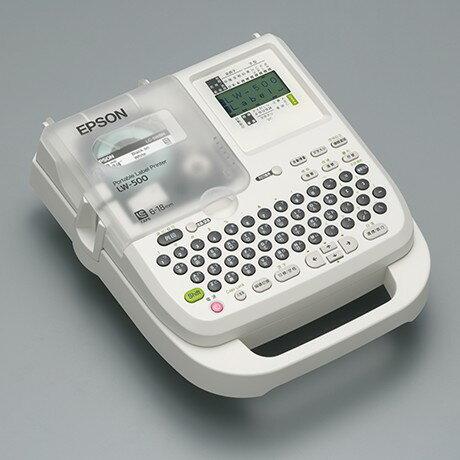 含稅附發票 EPSON愛普生 LW-500 可攜式標籤印表機 標籤機 列印機 可攜式 自動裁切