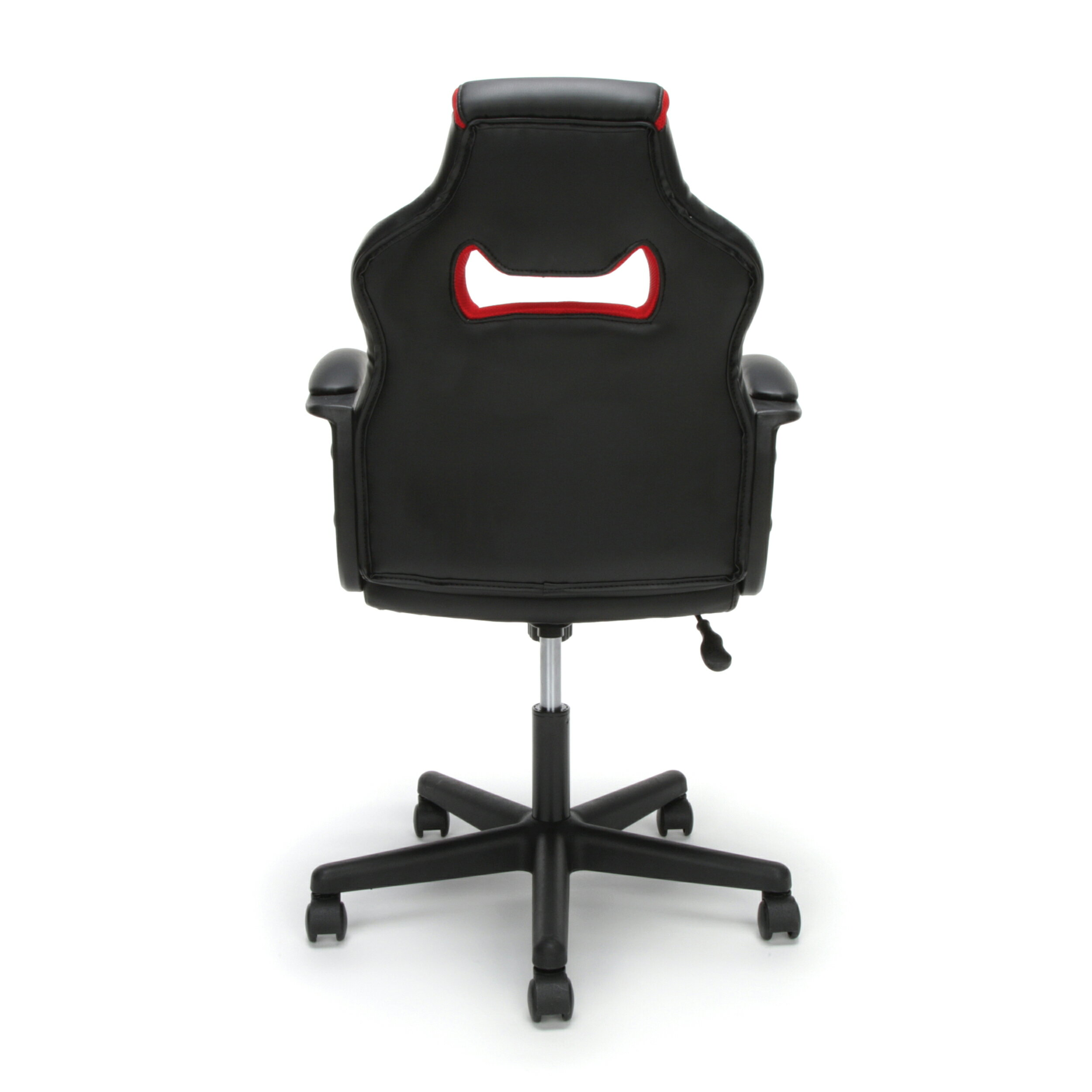 Essentials by OFM ESS-3083 Racing Style Gaming Chair, Red 2