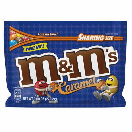 M&M's 焦糖牛奶巧克力(272.2g) [大買家] 1
