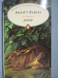 【書寶二手書T7/原文小說_MOT】Aesop's Fables_AESOP,