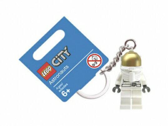 ►法西歐_桃園◄ LEGO 樂高 KEYCHAIN 鑰匙圈 CITY 城市系列 Astronauts 太空人