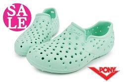 PONY TROPIC D2 洞洞鞋 水鞋 輕量 柔軟 休閒便鞋 零碼出清 K9405#綠◆OSOME奧森鞋業