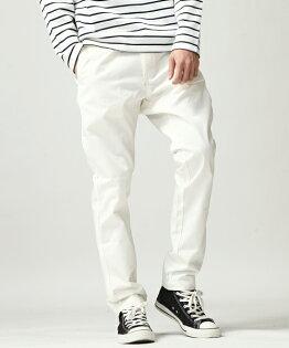 錐形褲WHITE