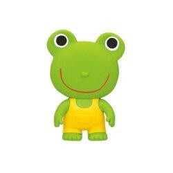 日本【ToyRoyal 樂雅】軟膠玩具-青蛙