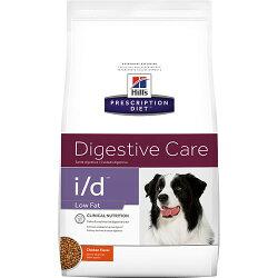 *Mi Gu*希爾思Hill's《犬用i/d》Low Fat  17.6lb 處方食品