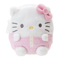 X射線【C252482】Hello Kitty 造型零錢包,長錢包/錢包袋/短夾/長夾/中夾/零錢包/皮夾