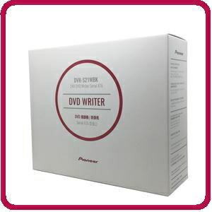 Pioneer DVR-S21WBK 黑 24X DVD燒錄機