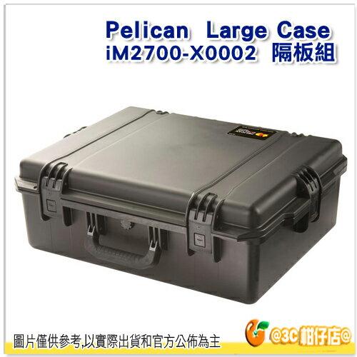 採客訂 Pelican 派力肯 iM2700 氣密箱 塘鵝 防水盒 運輸箱 風暴箱 Medium Case 公司貨 iM2700-X0002 - 限時優惠好康折扣