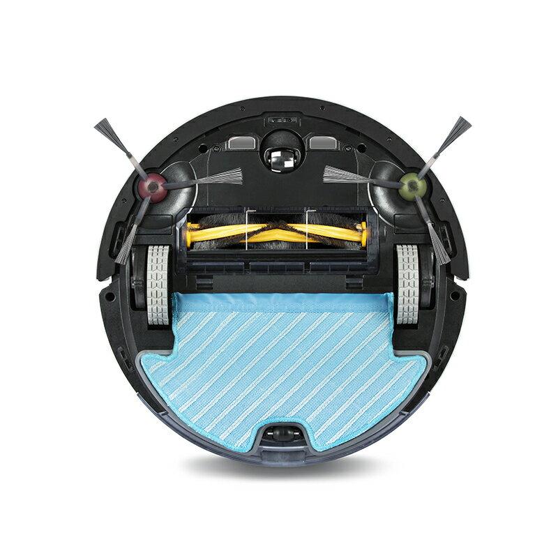 【送全套配件+清潔布組】科沃斯ECOVACS DEEBOT OZMO 900 WIFI雷射智慧機器人 掃地機 聯強公司貨 4