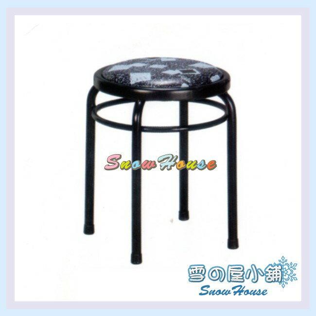 ╭☆雪之屋居家生活館☆╯AA880-11 烤黑摩登椅皮面(黑白碎皮)/造型椅/餐椅/折疊椅