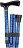 5段調節●繽紛摺疊型手杖(拐杖) *MIT精緻製造*『康森銀髮生活館』無障礙輔具專賣店 0