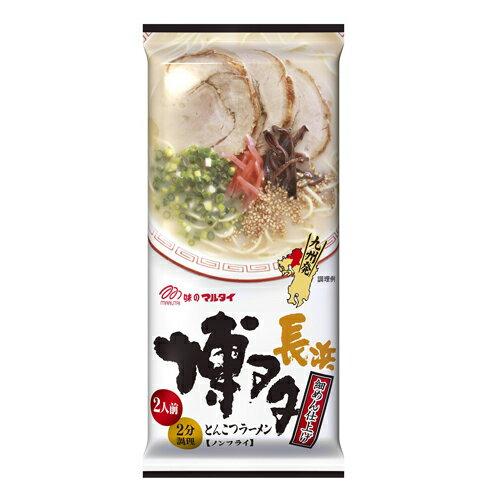 丸太博多醬油豚骨風味拉麵185g【愛買】