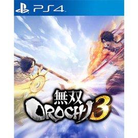 [現金價] PS4 無雙 OROCHI 3 蛇魔 3 蛇魔無雙 3 無雙蛇魔 3 繁體中文版