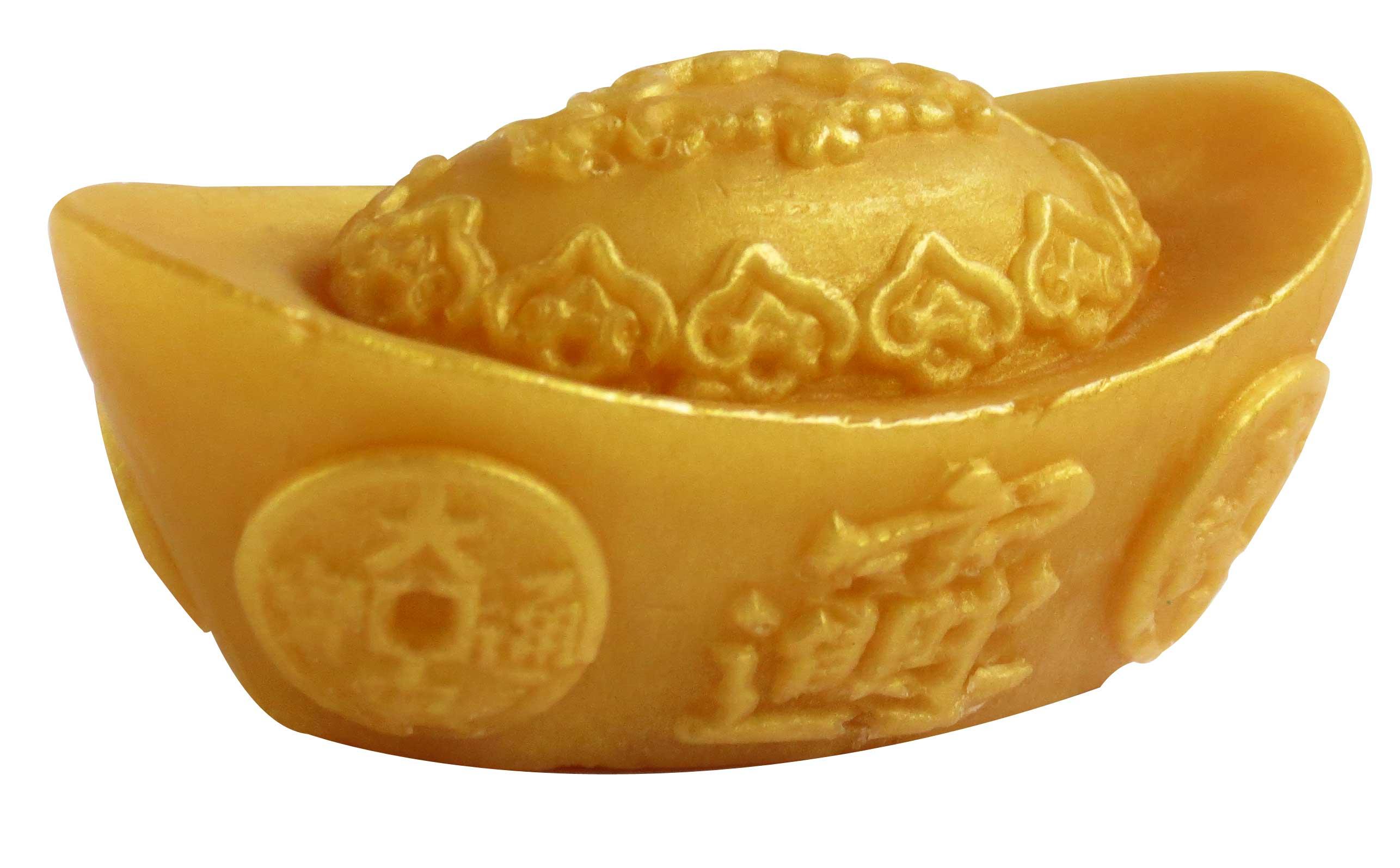 《禪謦手工皂》野橘金元寶50g