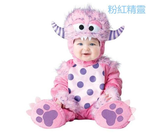 美麗大街【MB01E19】兒童套裝(粉紅精靈款)