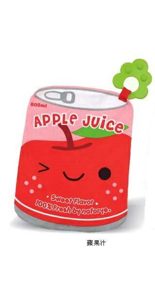 『121婦嬰用品館』拉孚兒 沙沙紙玩具 - 蘋果汁 - 限時優惠好康折扣