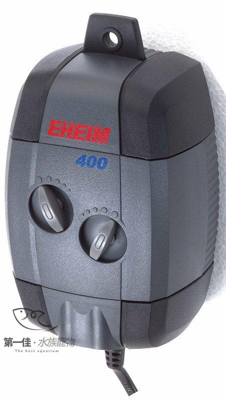 """[第一佳 水族寵物]""""打氣機 空氣機""""德國伊罕EHEIM 超靜音空氣馬達(打氣幫浦) [400型-3704] 免運"""