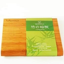 【牛頭牌】毛竹腳墊方砧板 / 切菜板 25cm (小) ||附腳墊好切不滑動無竹屑||