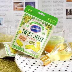 韓國7-11限定版軟糖【sunkist】 TWIST JELLY葡萄軟糖