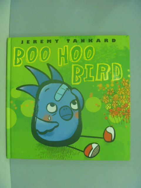 ~書寶 書T5/少年童書_ZAP~Boo Hoo Bird_Tankard Jeremy