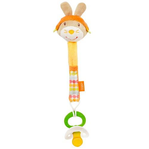 小奶娃婦幼用品:babyFEHN芬恩-飛行兔布偶奶嘴鍊