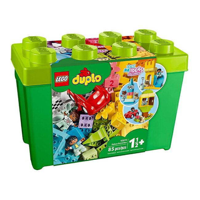 10914【LEGO 樂高積木】Duplo 得寶系列 - 豪華顆粒盒