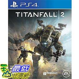 (現金價) 預購2016/10/28含特典 PS4 神兵泰坦 2 TITANFALL 2 亞版中文版